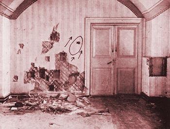 El final de los Romanov Ipatievmurroom
