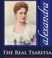 Alexandra - The Real Tsaritsa