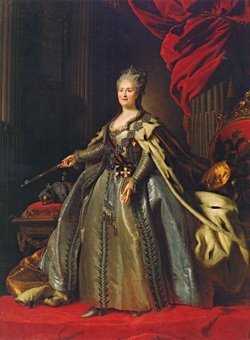 Catherine the great fashion 5
