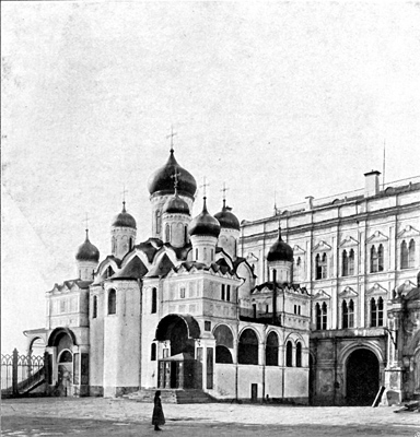 Church of the Annunciation in the Kremlin