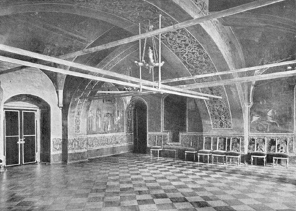Golden Hall of the Tsarina