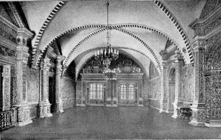 Holy Vestibule in the Kremlin