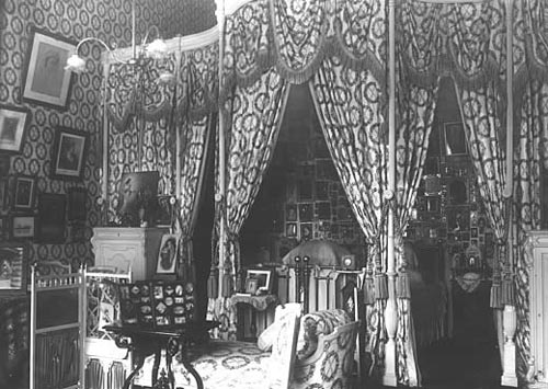imperial bedroom blog alexander palace time machine