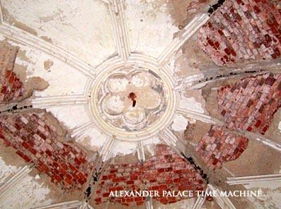 Inside the Domed Chamber