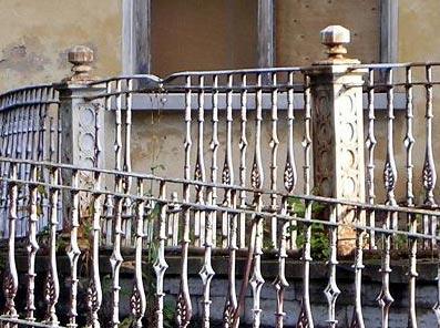 Garden Balustrade