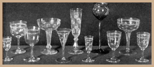 Assortment of Wine Glasses