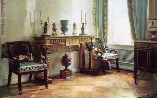 Bedroom - Pavlovsk Palace & Park - Country Residence of the Russian ...