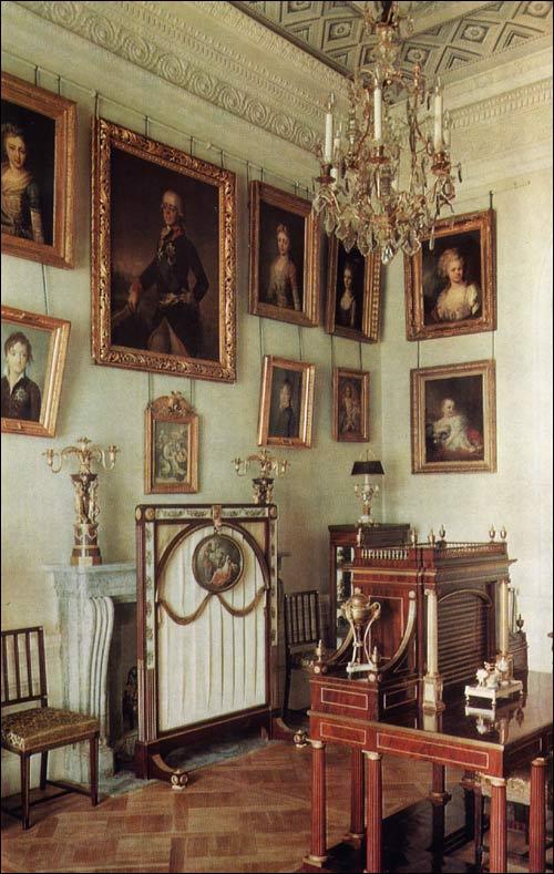 Family Sitting Room Pavlovsk Palace Amp Park Country
