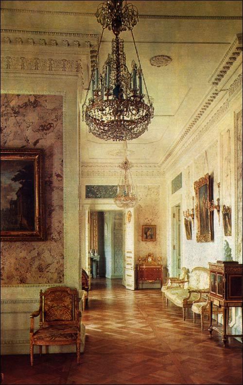 Drawing Room Ideas: Pavlovsk Palace & Park