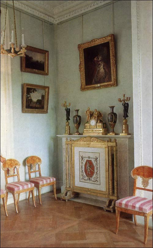 Rossi Room   Pavlovsk Palace U0026 Park   Country Residence Of The Russian  Imperial Family