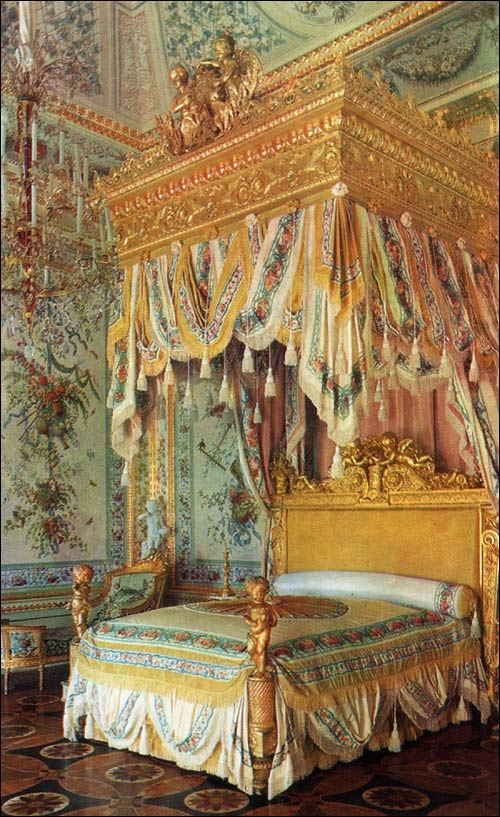 State Bedroom - Pavlovsk Palace & Park - Country Residence of the ...