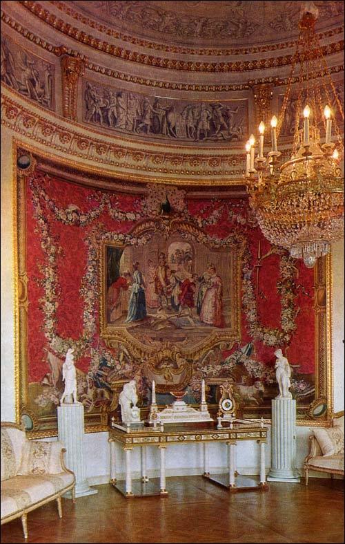 Tapestry Room Pavlovsk Palace Amp Park Country Residence