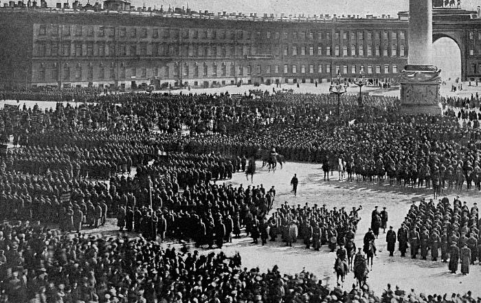 an analysis of the 1917 march revolution The february 1917 revolution, which began on march 8 (february 23  in a  special historical analysis for sputnik poland, dr sergei zasorin,.